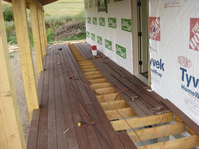Trex Installation
