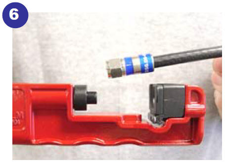 Low voltage wiring coax plugger greentooth Choice Image