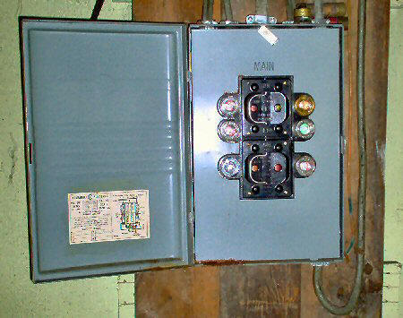circuit breakers and fuses knob tube wiring fuse panel