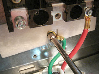How To Wire Stove