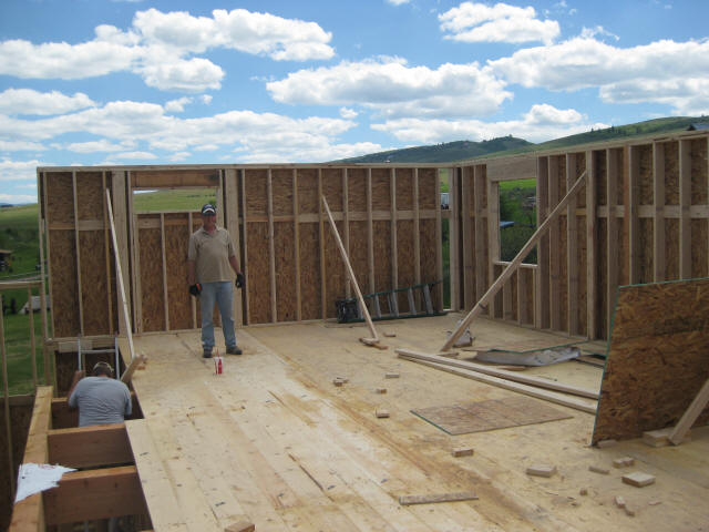 How To Frame A Exterior Wall framing an exterior wall