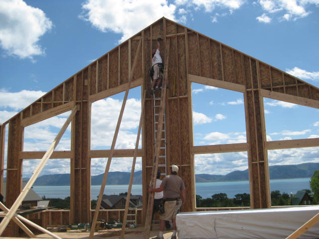 Framing an exterior wall for Exterior framing