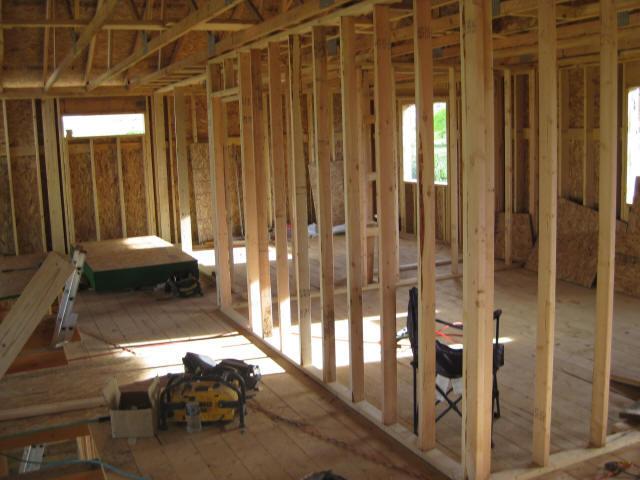 Framing Interior Walls