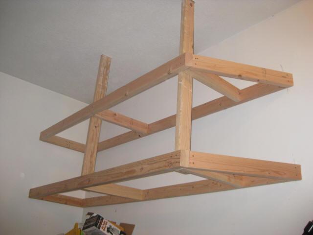 shelf framing
