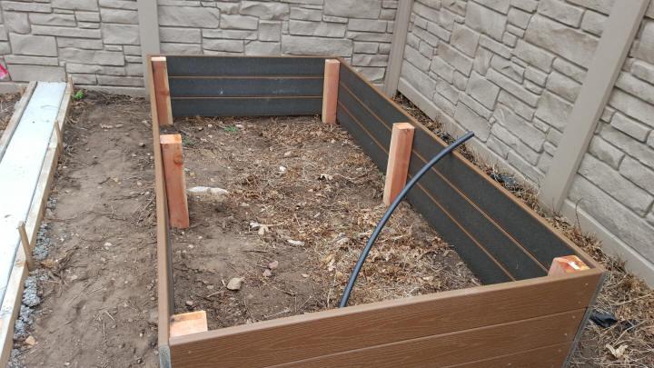 Trex Raised Bed Garden Diy