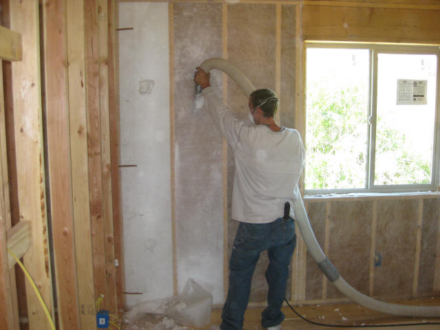 Installing insulation blown in insulation solutioingenieria Choice Image