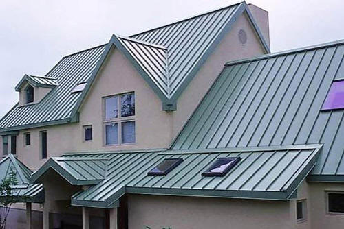 Nice Standing Seam Roofing