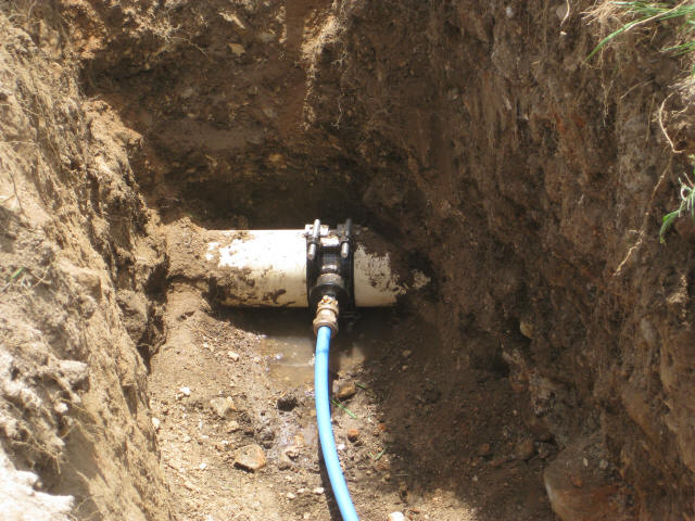 How Much To Install a Water Main